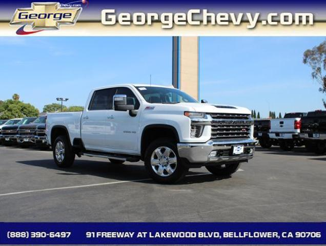 2020 Silverado 2500 Crew Cab 4x4,  Pickup #200165 - photo 1