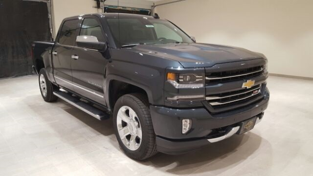 2017 Silverado 1500 Crew Cab 4x4,  Pickup #42562 - photo 3