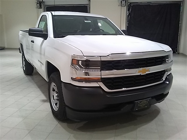 2018 Silverado 1500 Regular Cab 4x2,  Pickup #43802 - photo 3