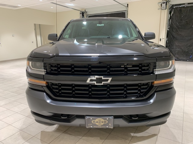 2018 Silverado 1500 Double Cab 4x4,  Pickup #43867 - photo 4