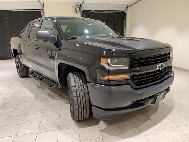 2018 Silverado 1500 Double Cab 4x4,  Pickup #43867 - photo 3