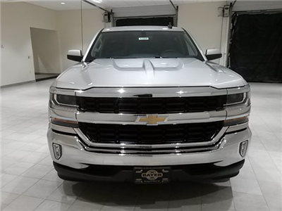 2018 Silverado 1500 Crew Cab, Pickup #43960 - photo 4