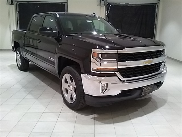 2018 Silverado 1500 Crew Cab 4x4, Pickup #44129 - photo 3