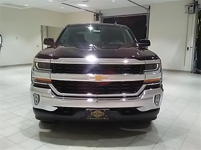 2018 Silverado 1500 Crew Cab 4x4, Pickup #44129 - photo 4