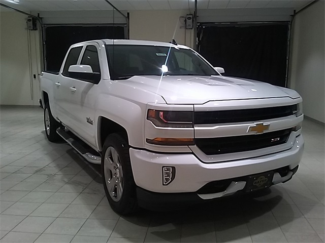 2018 Silverado 1500 Crew Cab 4x4, Pickup #44131 - photo 3