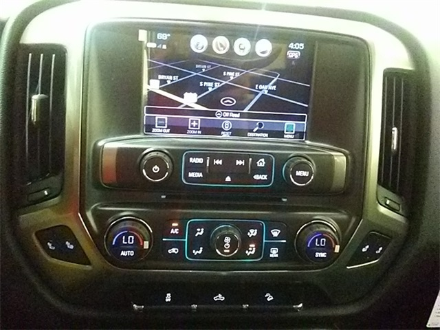 2018 Silverado 1500 Crew Cab 4x4, Pickup #44131 - photo 16