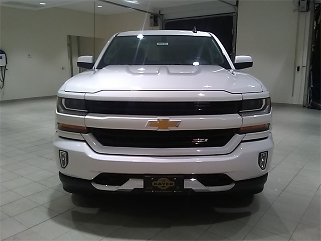 2018 Silverado 1500 Crew Cab 4x4, Pickup #44131 - photo 4