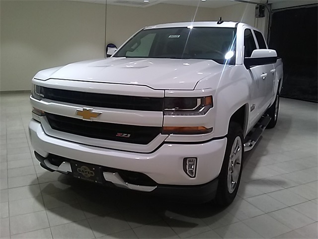 2018 Silverado 1500 Crew Cab 4x4, Pickup #44131 - photo 1