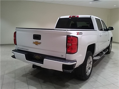 2018 Silverado 1500 Crew Cab 4x4, Pickup #44131 - photo 7