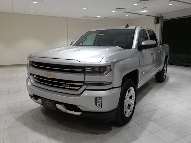 2018 Silverado 1500 Crew Cab 4x4,  Pickup #44155 - photo 1