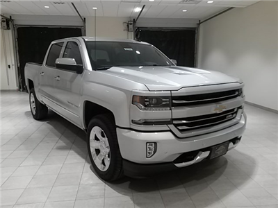 2018 Silverado 1500 Crew Cab 4x4,  Pickup #44155 - photo 3