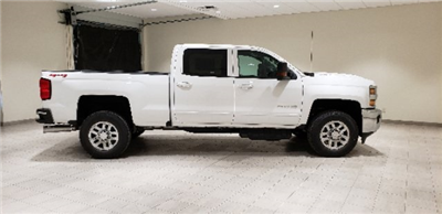 2018 Silverado 2500 Crew Cab 4x4,  Pickup #44282 - photo 8
