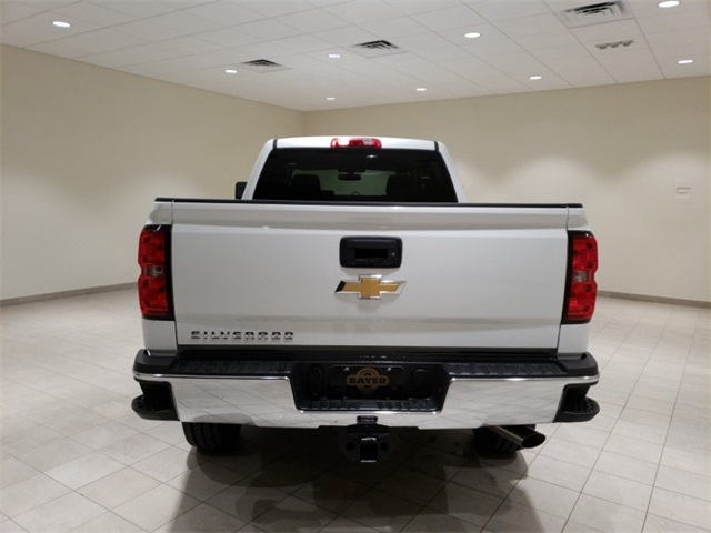 2018 Silverado 2500 Crew Cab 4x4,  Pickup #44337 - photo 6