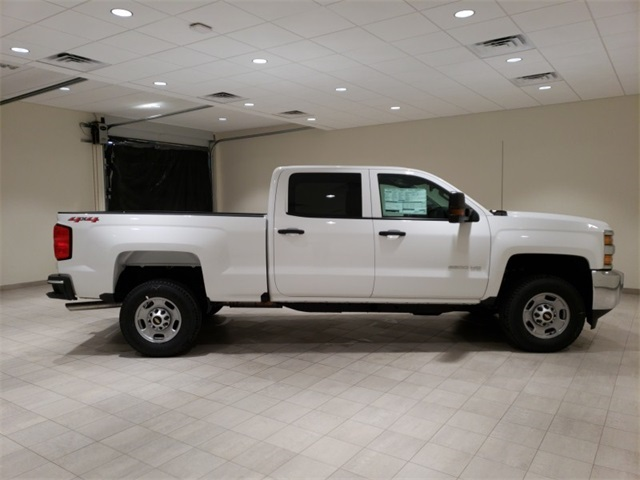 2018 Silverado 2500 Crew Cab 4x4,  Pickup #44337 - photo 7
