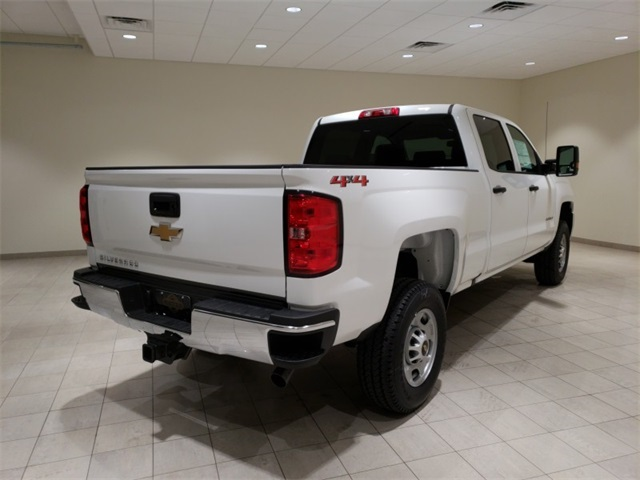 2018 Silverado 2500 Crew Cab 4x4,  Pickup #44337 - photo 22