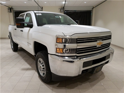 2018 Silverado 2500 Crew Cab 4x4,  Pickup #44337 - photo 3