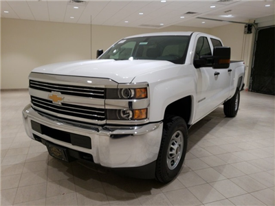 2018 Silverado 2500 Crew Cab 4x4,  Pickup #44337 - photo 1