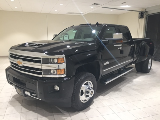 2018 Silverado 3500 Crew Cab 4x4,  Pickup #44595 - photo 1