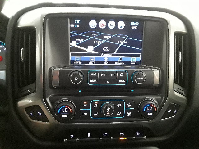 2018 Silverado 1500 Crew Cab 4x4,  Pickup #44603 - photo 16