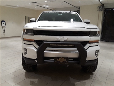2018 Silverado 1500 Crew Cab 4x4,  Pickup #44603 - photo 2