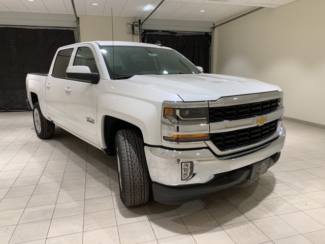 2018 Silverado 1500 Crew Cab 4x2,  Pickup #44662 - photo 3