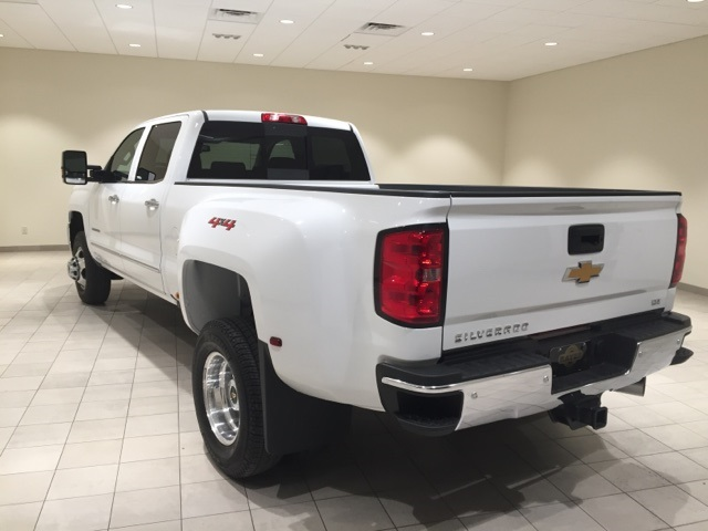 2019 Silverado 3500 Crew Cab 4x4,  Pickup #44785 - photo 2