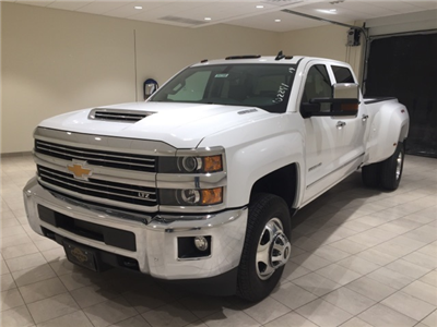 2019 Silverado 3500 Crew Cab 4x4,  Pickup #44785 - photo 1