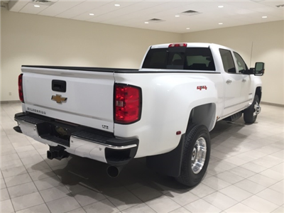 2019 Silverado 3500 Crew Cab 4x4,  Pickup #44785 - photo 7