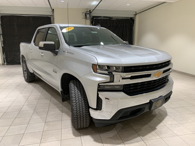 2019 Silverado 1500 Crew Cab 4x2,  Pickup #44869 - photo 3