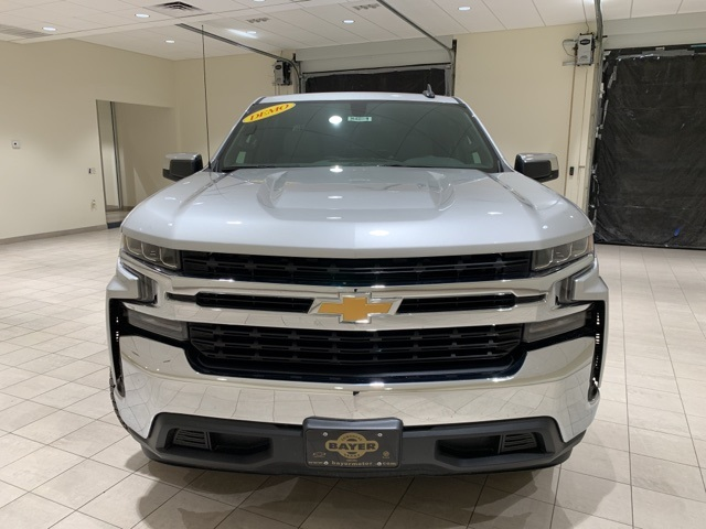 2019 Silverado 1500 Crew Cab 4x2,  Pickup #44869 - photo 4