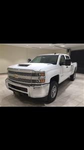 2019 Silverado 2500 Crew Cab 4x4,  Pickup #44878 - photo 1