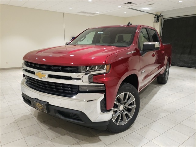 2019 Silverado 1500 Crew Cab 4x2,  Pickup #44919 - photo 1