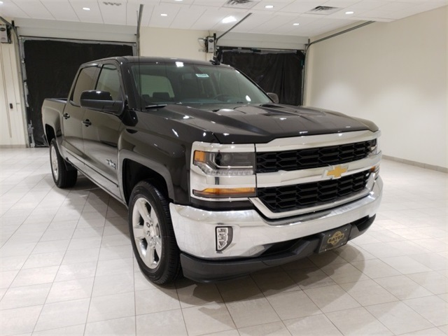 2018 Silverado 1500 Crew Cab 4x2,  Pickup #44998 - photo 3