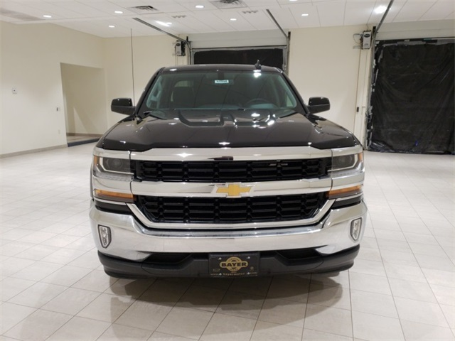 2018 Silverado 1500 Crew Cab 4x2,  Pickup #44998 - photo 4