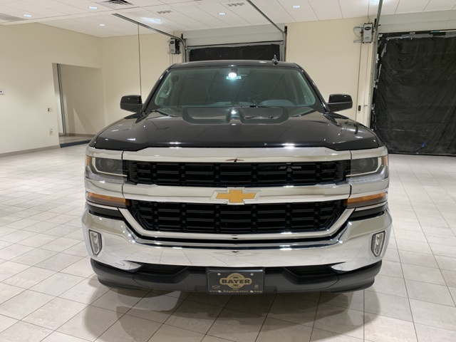 2018 Silverado 1500 Crew Cab 4x2,  Pickup #45007 - photo 4