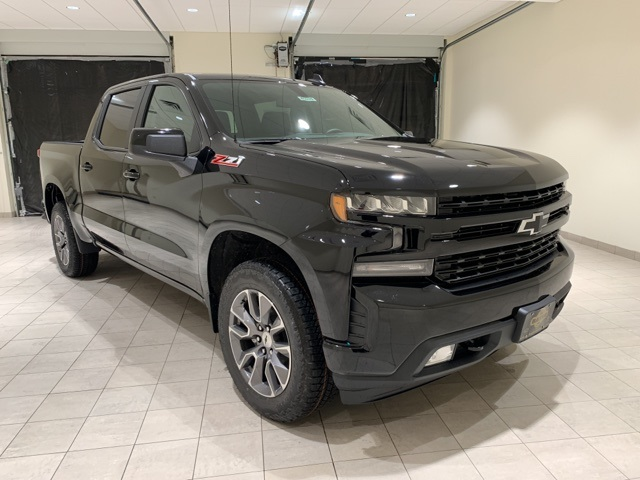2019 Silverado 1500 Crew Cab 4x4,  Pickup #45035 - photo 3