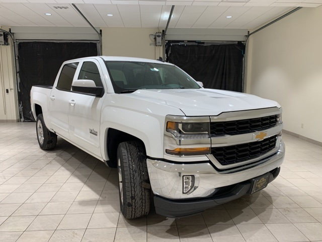 2018 Silverado 1500 Crew Cab 4x2,  Pickup #45077 - photo 3