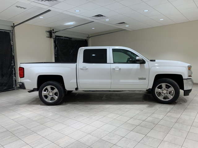 2018 Silverado 1500 Crew Cab 4x2,  Pickup #45077 - photo 8