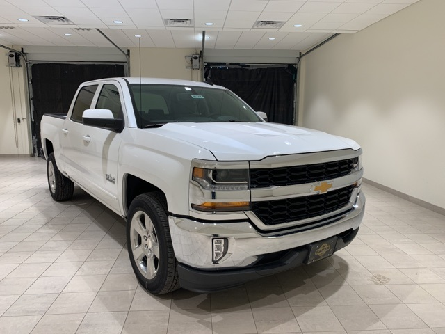2018 Silverado 1500 Crew Cab 4x2,  Pickup #45106 - photo 3