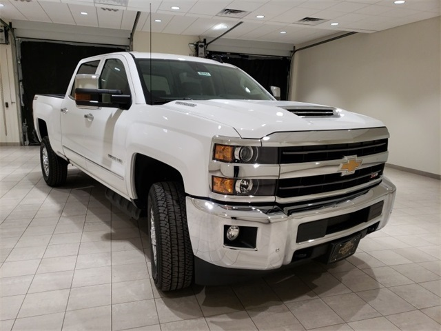 2019 Silverado 2500 Crew Cab 4x4,  Pickup #45164 - photo 3