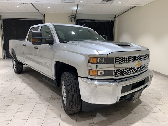 2019 Silverado 3500 Crew Cab 4x4,  Pickup #45239 - photo 3