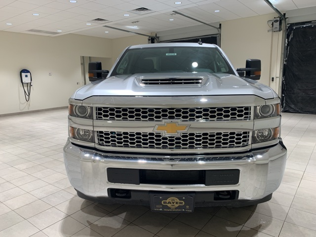 2019 Silverado 3500 Crew Cab 4x4,  Pickup #45239 - photo 4