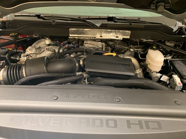 2019 Silverado 3500 Crew Cab 4x4,  Pickup #45239 - photo 20