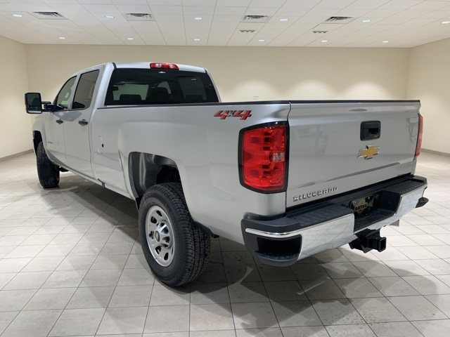 2019 Silverado 3500 Crew Cab 4x4,  Pickup #45239 - photo 2