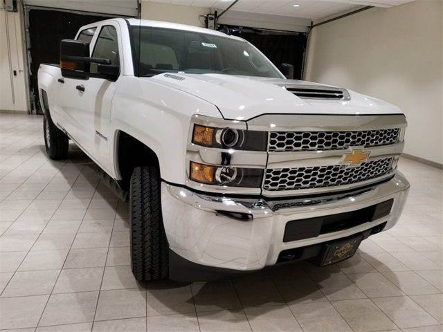 2019 Silverado 2500 Crew Cab 4x4,  Pickup #45244 - photo 3