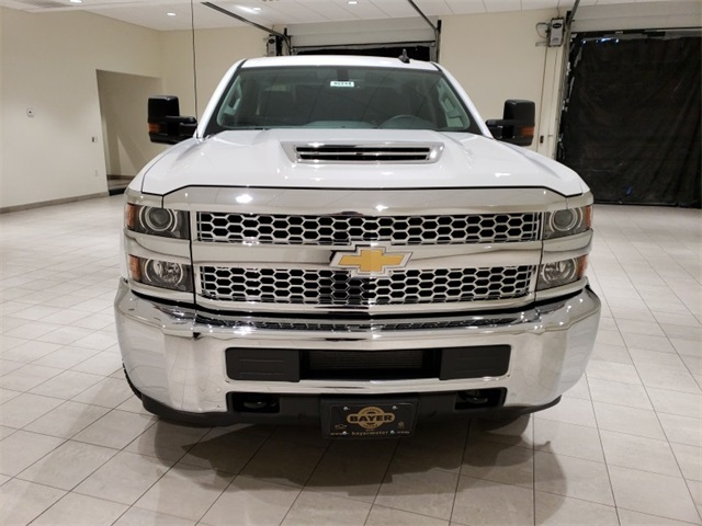 2019 Silverado 2500 Crew Cab 4x4,  Pickup #45244 - photo 4