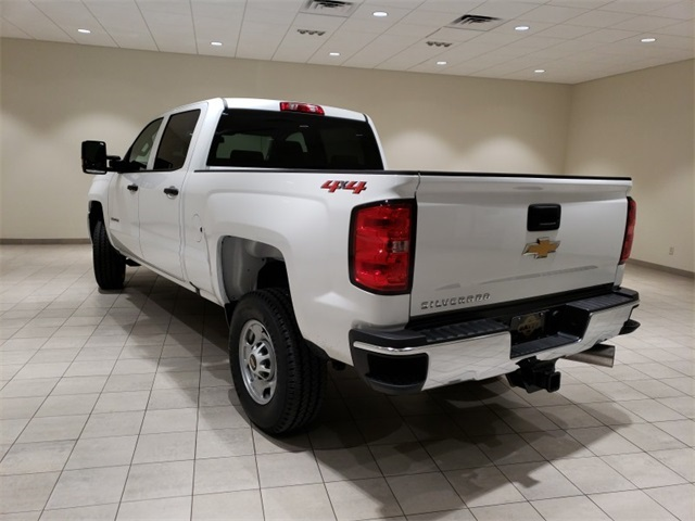 2019 Silverado 2500 Crew Cab 4x4,  Pickup #45244 - photo 2