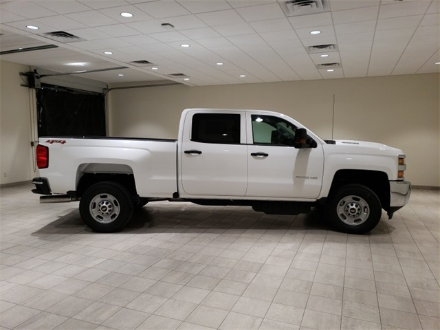 2019 Silverado 2500 Crew Cab 4x4,  Pickup #45244 - photo 8