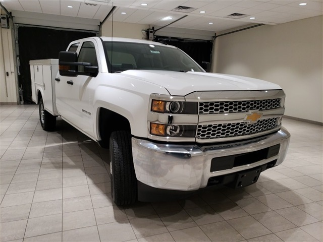 2019 Silverado 2500 Double Cab 4x2,  Royal Service Body #45260 - photo 3