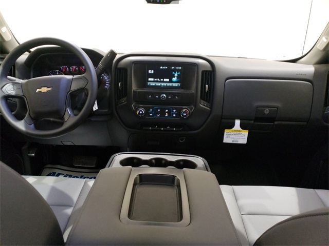 2019 Silverado 2500 Double Cab 4x2,  Royal Service Body #45260 - photo 10